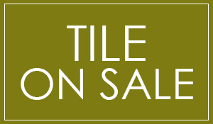 Tile on sale!  In-stock 12
